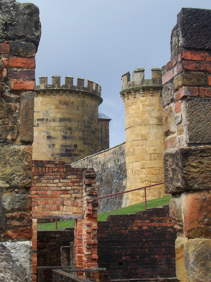 Port Arthur, Tasmania (Historical Site of old convict prison)