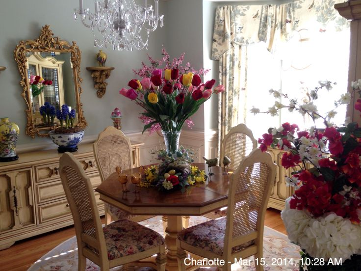 Easter Decorating Ideas For Work