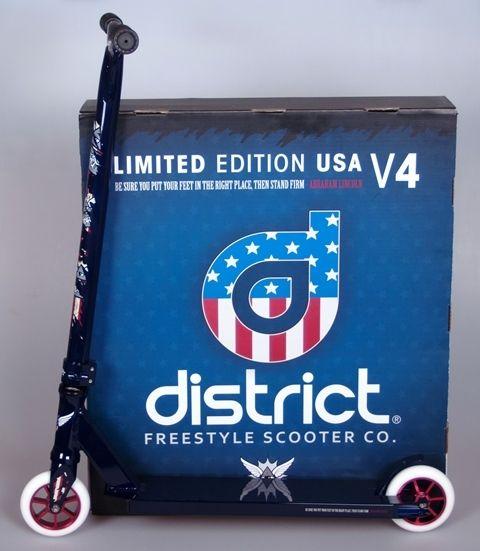 District Uncle Sam