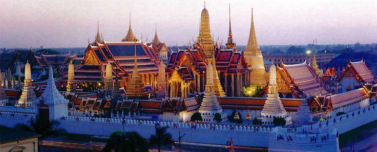 Wisata Bangkok Thailand