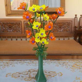 Indonesian Creative (INC@): Parade Acrilic Craft 2 (Bunga Kertas / Bougenvile)...