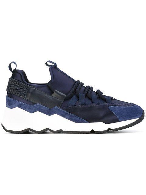 PIERRE HARDY Panel Sneakers. #pierrehardy #shoes #sneakers