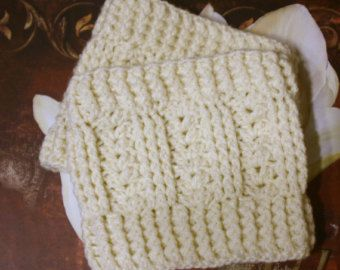 boot cuff crochet patterns free | Instant Download --The Irish Sea B oot Cuff Crochet Pattern PDF---Make ...