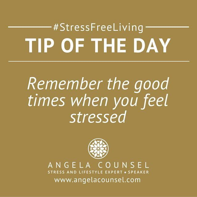 In stressful times it can be very easy to become overwhelmed with everything that is going wrong in your life.  But for all the sad and stressful times we also have happy and joyful times.  Remember the good times and try to recreate the emotions that you felt in the present moment.  #stressfreeliving #angelacounsel #secretmumsbusiness