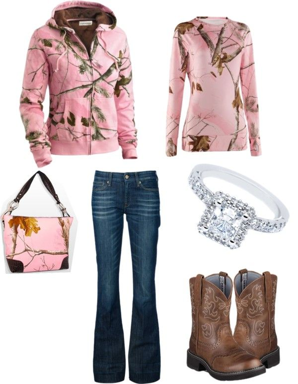 """""""Realtree Camo!"""" by darion-maria-marshall on Polyvore"""