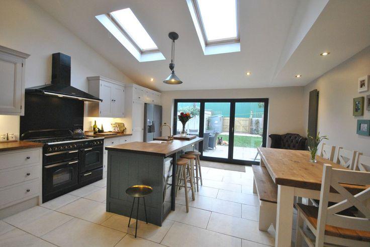 Modern Kitchen Design Breakfast Bar