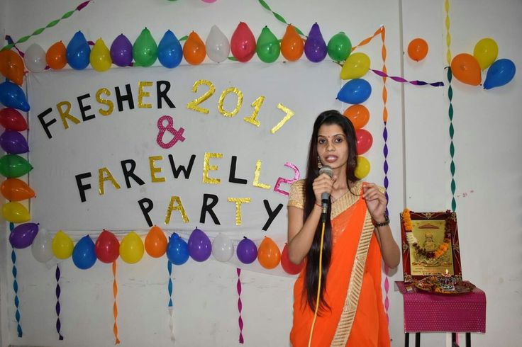 #BTC Students #Fresher (2017) & #Farewell (2014) #Party @ #SanskritiUniversity