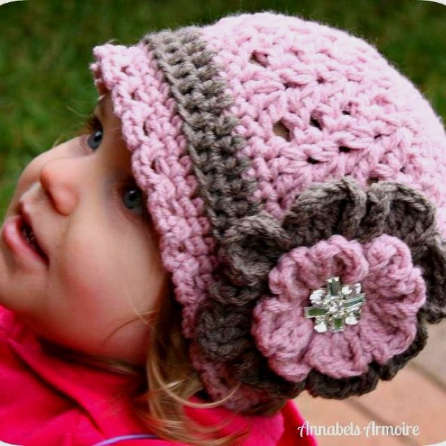 130 Best Gorros Images On Pinterest Knit Hats Crochet Hats And