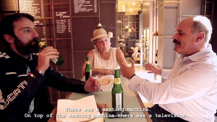 #riministreetfood con Oscar Farinetti, fondatore di #eataly, che si racconta e ci parla di poesia, di cibo e di italia…  www.riministreetfood.com