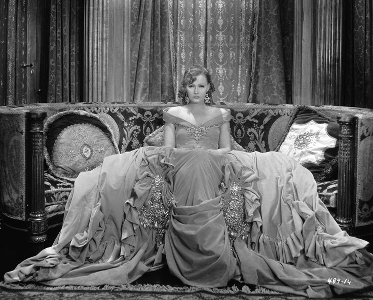 Greta Garbo.  Gorgeous beyond belief.
