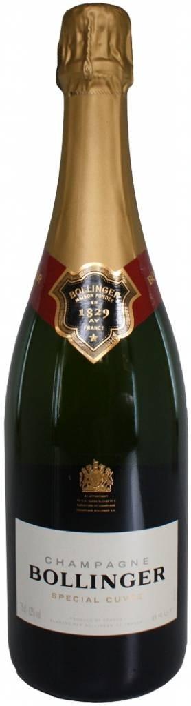We hebben hem De enige echte James Bond champagne: Bollinger Brut Special Cuvée