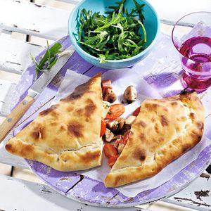 Recept - Pizza calzone - Allerhande