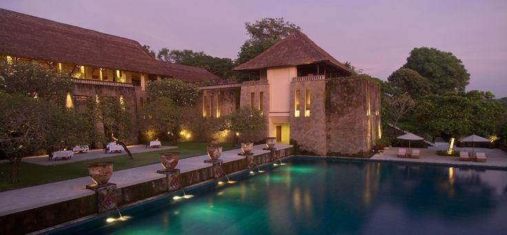 Luxury Bali Beach Resort, Scuba Dive on Pristine Indonesian Beach at Amanusa - home