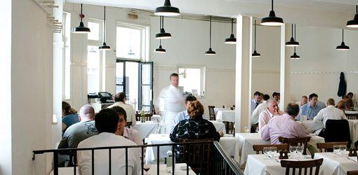 Restaurants in London – St John. Hg2London.com.