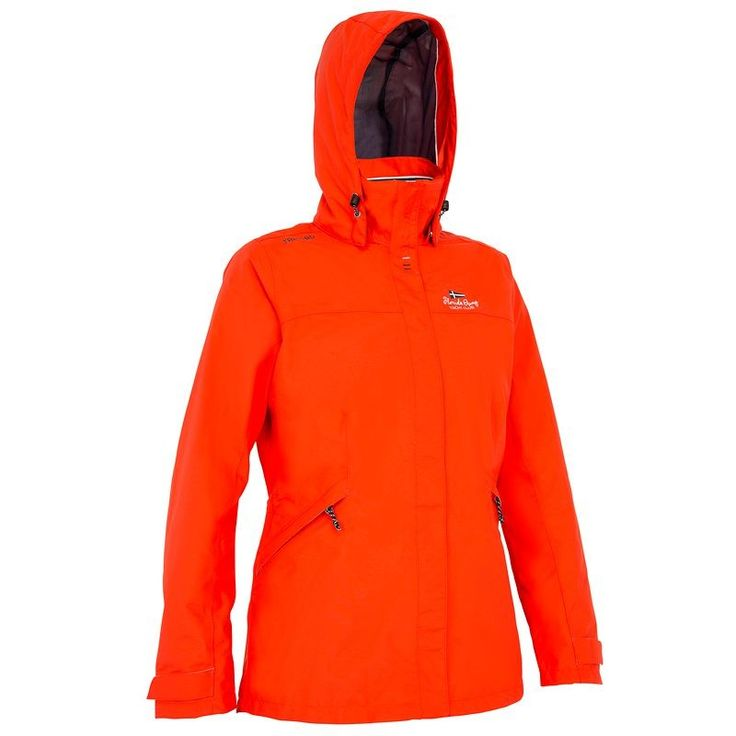 € 39,99 - Deportes Agua - chubasquero impermeable, transpirable y cortaviento M rojo - TRIBORD