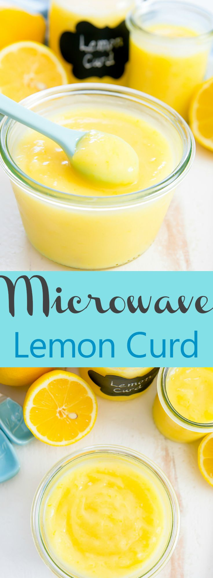 Microwave Lemon Curd. Cooks in 5 minutes.