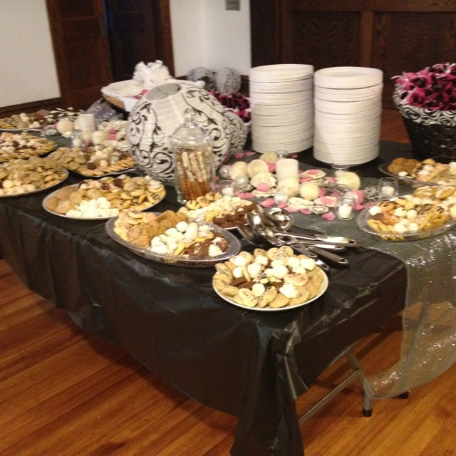 Wedding Cookie Table: 48 Best Cookie Table Images On Pinterest