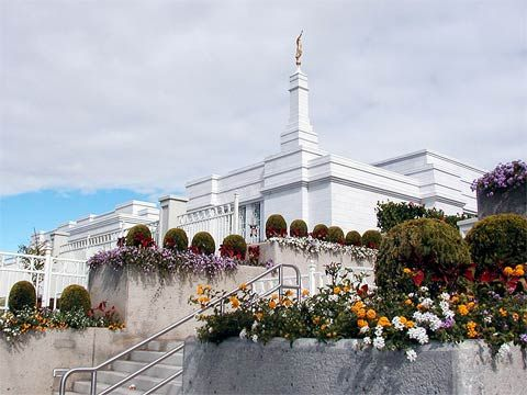Tuxtla Gutierrez Mexico Temple - visited Temple grounds with my brothers & sisters.