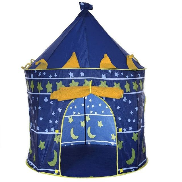 Ultralarge Children Beach Tent Indoor Outdoor Toys Tents House For Baby Playing Game Kids Princess Prince Castle Gorgeous Gifts