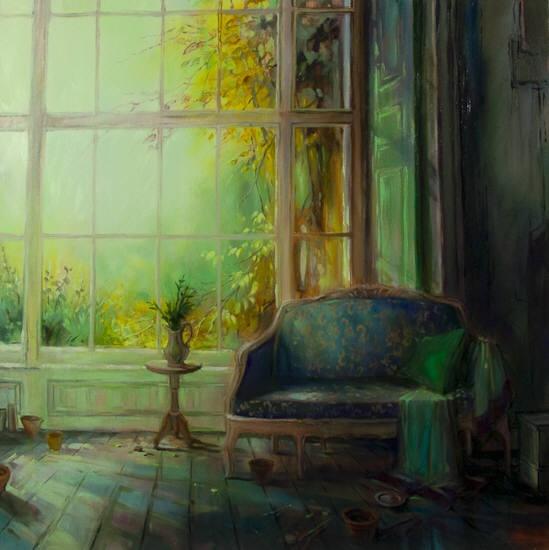 Pierre Giroux is an amazing Canadian artist