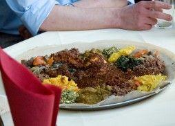 Marathon-Ethiopian Restaurant, London
