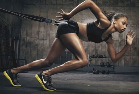Annie Leibovitz Turns Personal Trainer for Nike Print Ads | Adweek