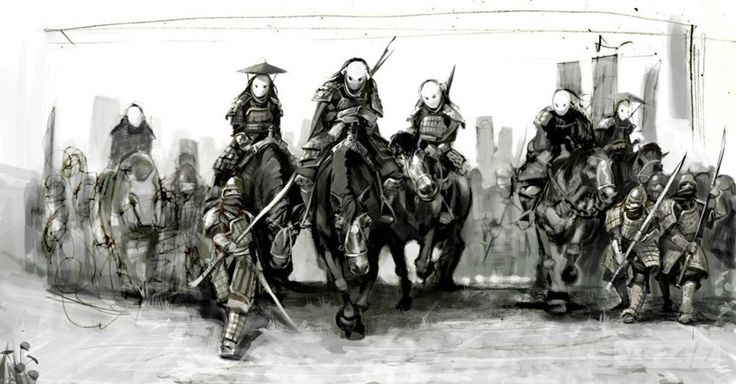 heavenly sword concept art - Google Search
