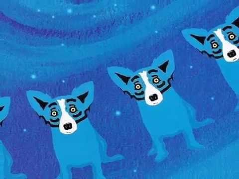Why Is Blue Dog Blue? - YouTube