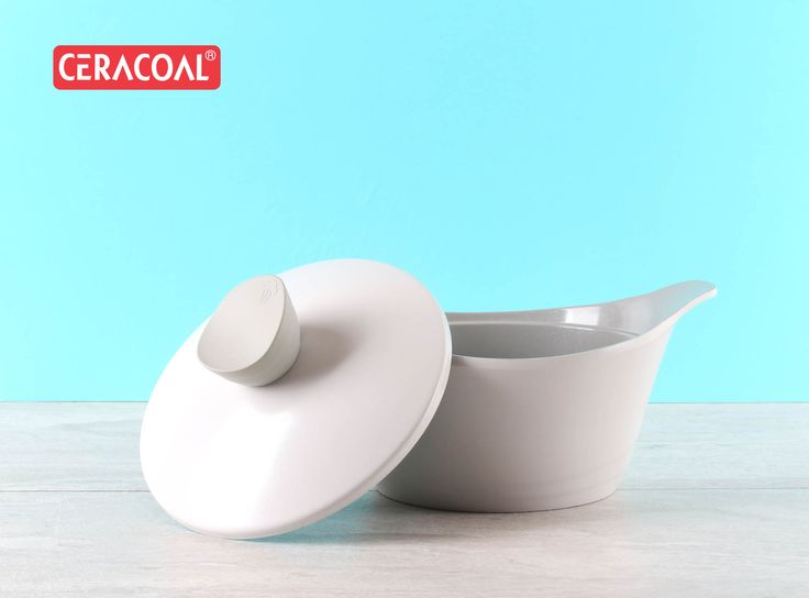 CERACOAL - 20cm Stockpot / 2.4 litre / Eco-friendly nonstick ceramic coating | durability | east clean