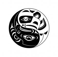 Coast Salish Arts at the Burke Museum  Sunday 10-3, 2/3/12 - lectures and demonstrations with Qwalsius Shaun Peterson, Ed Carriere, Darlene Peters, Jason Gobin, and Malynn Foster