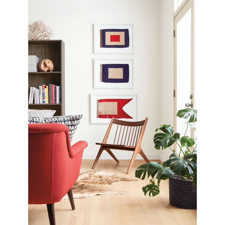 Room & Board | Oskar Lounge Chair