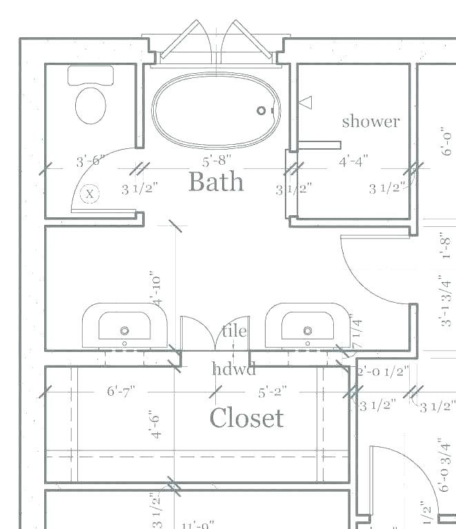 Image result for 8x10 master bathroom layout Master