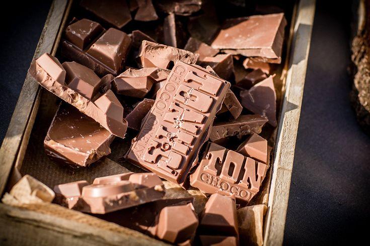 (H)eerlijke chocola // Foto: Eppel fotografie // Styling: Bloom Wedding // Girls of honour