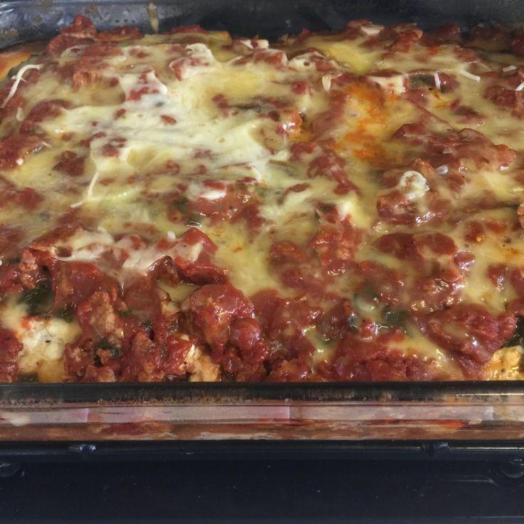 Gluten Free Eggplant Lasagna with Natalie Jill
