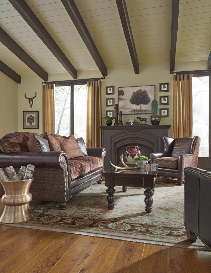 Pin On Living Rooms Cozy Up, Hickory Furniture Designs
