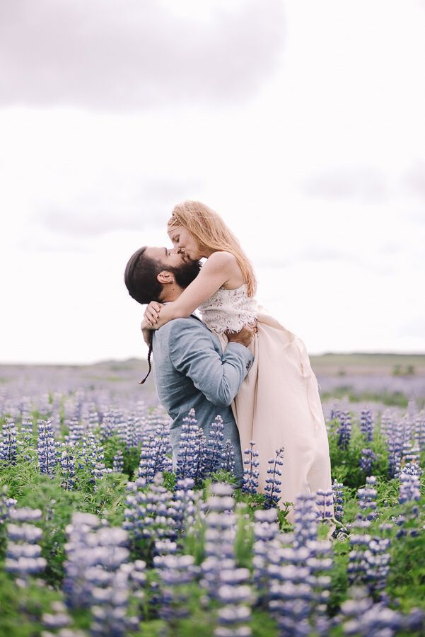 Wedding photography in Iceland. Photo by Mile. Fotograf Malin Lindner