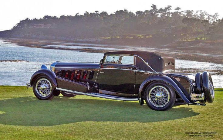 1924 Isotta Fraschini Tipo 8A Sport Cabriolet ...