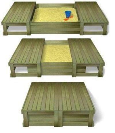 DIY: Sliding Closure Sandbox / baby time! - Juxtapost
