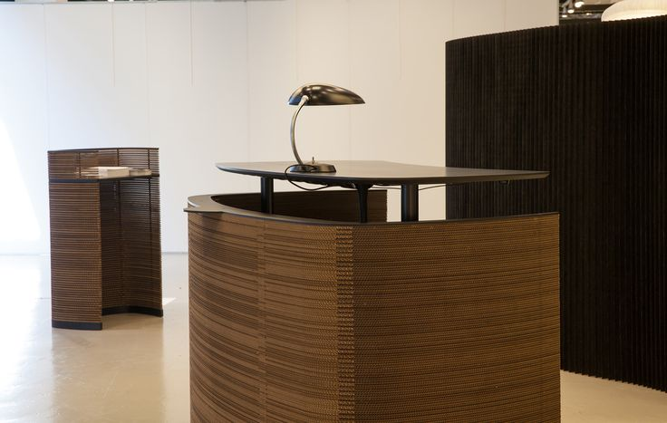 Impact Lectern and Receptionsdesk by Christian Nygaard from GrapeDesign.