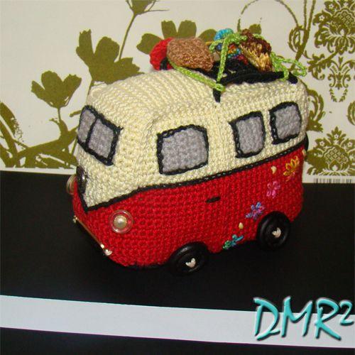 DMR²: VACATION! HOLIDAY! IN A CARAVAN - CROCHET