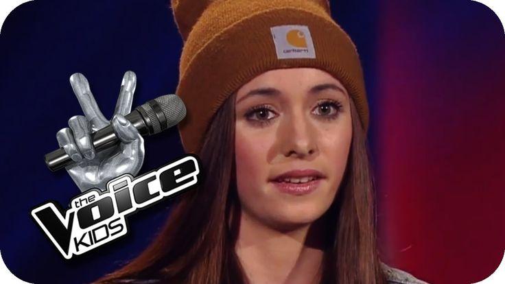 Jessie J. - Wild  (Vanessa) | The Voice Kids 2014 | Blind Audition | SAT.1