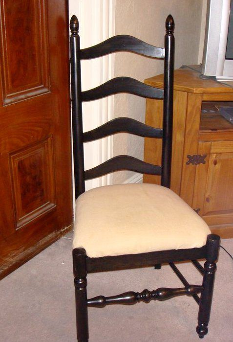 Antique Ladder Back Chairs After Pictures Gallery