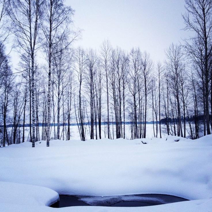 Winter wonderland, Lappeenranta and Imatra region