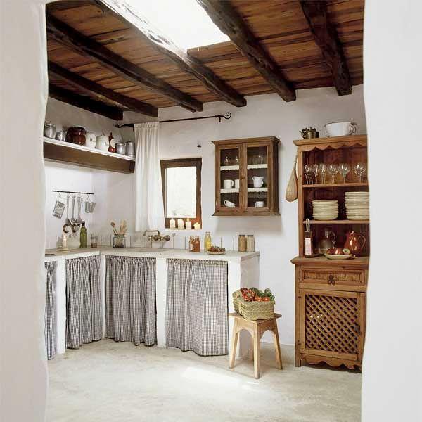 Las cocinas de estilo rústico                                                                                                                                                                                 Más