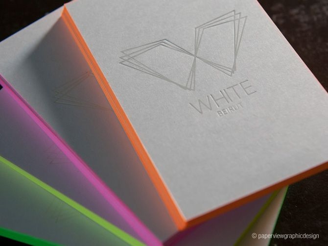 White Beirut 2013 - Paperview Graphic Design
