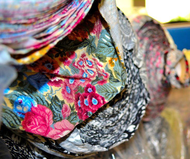 #nuovi tessuti stampati #new printed fabrics