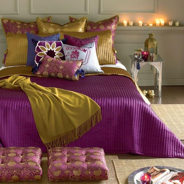 purple and gold bedrooms best 25 purple bohemian bedroom ideas on 16816