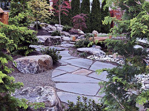 Japanese Courtyard Gardens