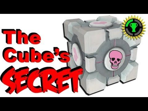 Game Theory: Portal's Companion Cube has a Dark Secret