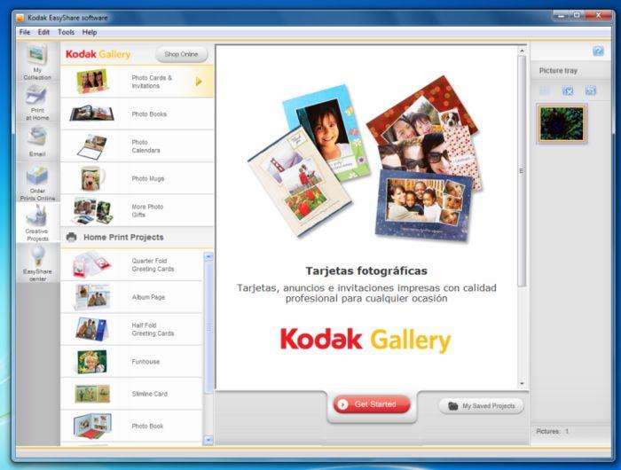 Kodak EasyShare Software 8.3 Full Version Free Download